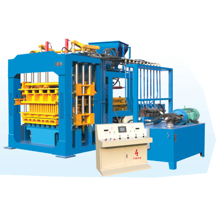8-15C automatic brick making machine for sale