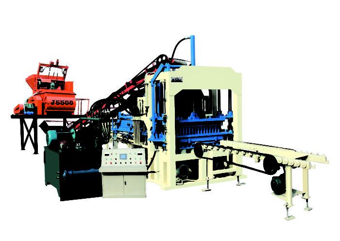 QT4-15C brick making equipment