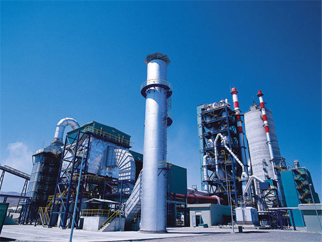 Cement Production Line in China