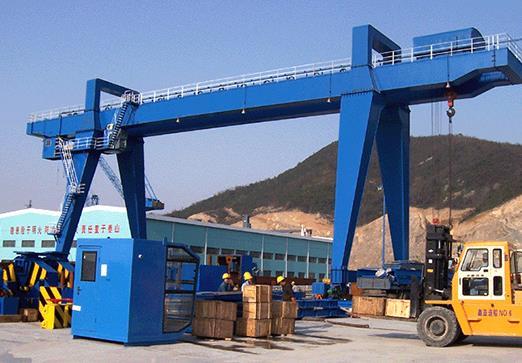 Applications for Double Girder Gantry Crane