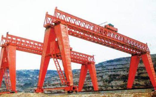 Applications for Double Girder Gantry Cranes
