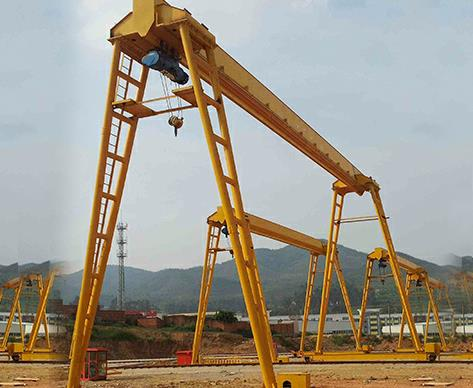 Difference Between A 10 Ton Gantry Crane And A 40 Ton Gantry Crane