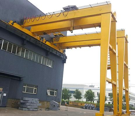 What's The Difference Between A 10 Ton Gantry Crane And A 40 Ton Gantry Crane