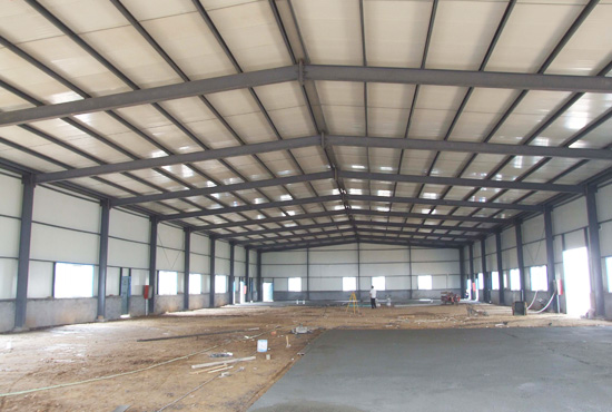 Steel  Structure Factory China