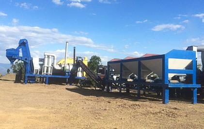 Top Mobile Asphalt Mixing Plant Features To Consider